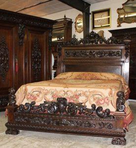 Tempat Tidur Ulir