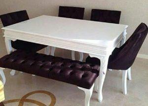 Kursi Makan Klasik Sofa