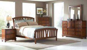 Tempat Tidur Minimalis Jari Melengkung